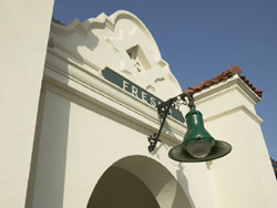 Johnson Architecture, Santa Fe Depot, Fresno, California