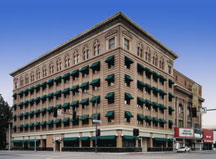 Johnson Architecture, Rowell Building, Fresno, California